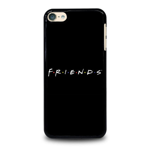 FRIENDS MINIMALISTIC iPod Touch 4 5 6 Generation 4th 5th 6th Case - Best Custom iPod Cover Design