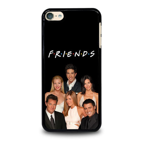 FRIENDS TV SERIES iPod Touch 4 5 6 Generation 4th 5th 6th Case - Best Custom iPod Cover Design