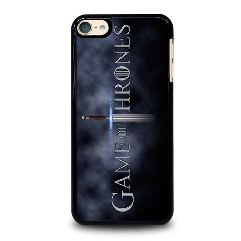 GAME OF THRONES LOGO iPod Touch 4 5 6 Generation 4th 5th 6th Case - Best Custom iPod Cover Design