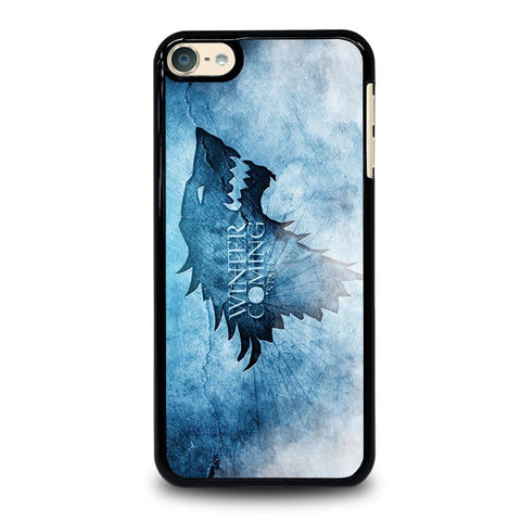 GAME OF THRONES STARK iPod Touch 4 5 6 Generation 4th 5th 6th Case - Best Custom iPod Cover Design