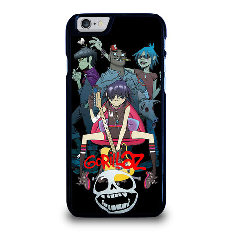 GORILLAZ COVER-iphone-6-6s-case
