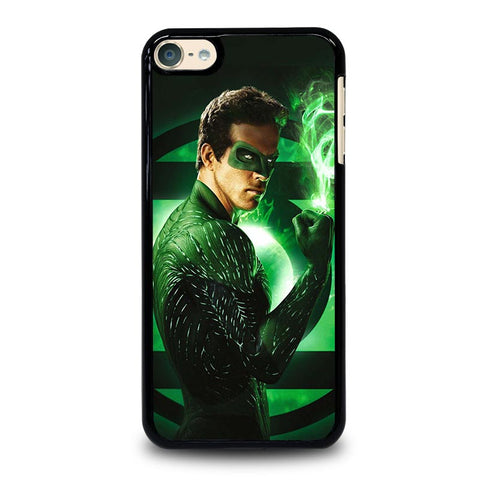 GREEN LANTERN DC iPod Touch 4 5 6 Generation 4th 5th 6th Case - Best Custom iPod Cover Design