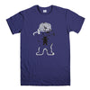 GRIZZLY GRIPTAGE POSTER OG BEAR SKATEBOARD 2-mens-t-shirt-Purple