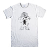 GRIZZLY GRIPTAGE POSTER OG BEAR SKATEBOARD 2-mens-t-shirt-White