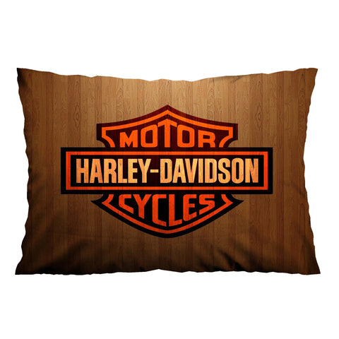 HARLEY DAVIDSON LOGO Pillow Case Cover