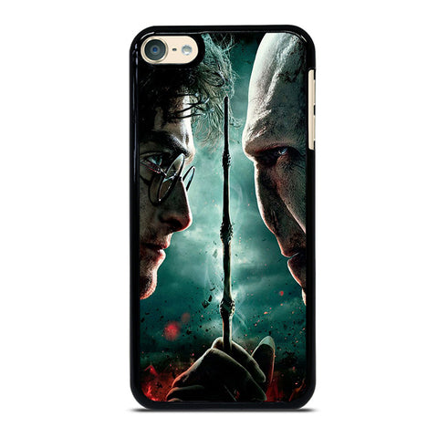 HARRY POTTER AND THE DEATHLY HALLOWS iPod Touch 4 5 6 Generation 4th 5th 6th Case - Best Custom iPod Cover Design