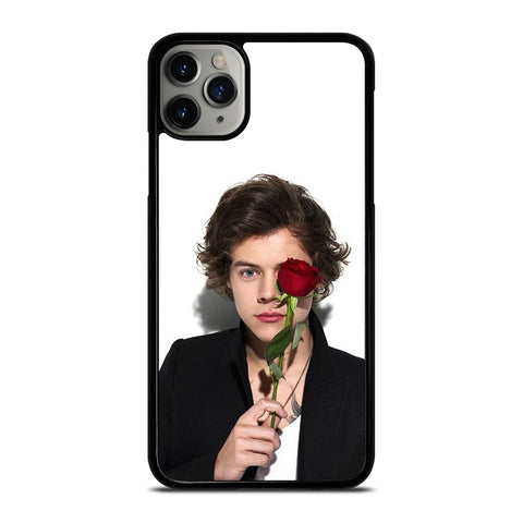 HARRY STYLES ROSE-iphone-case