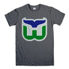 HARTFORD WHALERS-mens-t-shirt-Charcoal