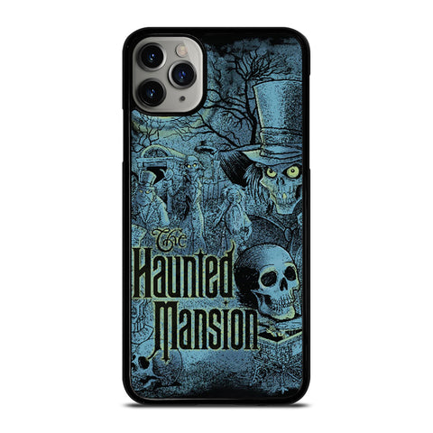 HAUNTED MANSION DISNEYLAND 2-iphone-case