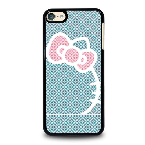 HELLO KITTY ARTIC iPod Touch 4 5 6 Generation 4th 5th 6th Case - Best Custom iPod Cover Design