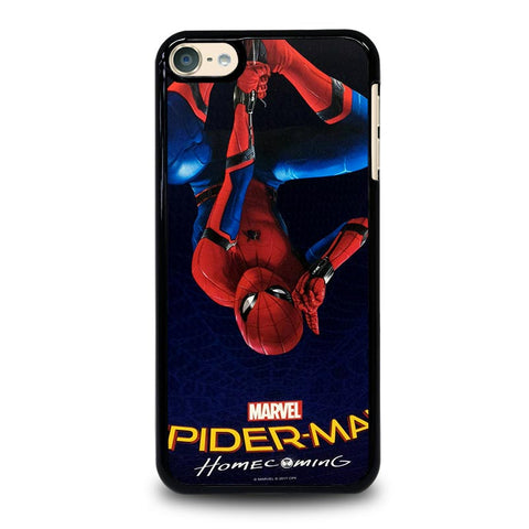 HOMECOMING SPIDERMAN iPod Touch 4 5 6 Generation 4th 5th 6th Case - Best Custom iPod Cover Design