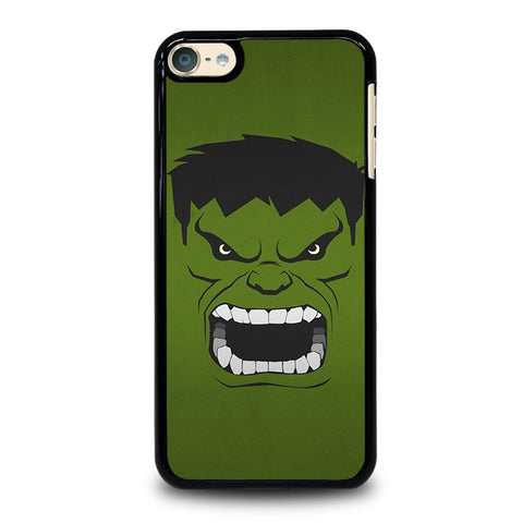 HULK MARVEL COMICS MINIMALISTIC iPod Touch 4 5 6 Generation 4th 5th 6th Case - Best Custom iPod Cover Design