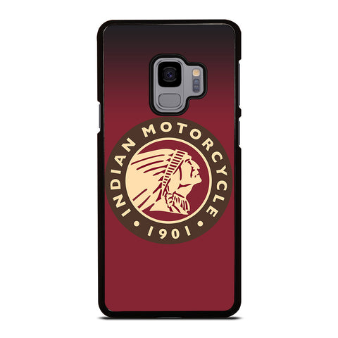 INDIAN MOTORCYCLE LOGO Samsung Galaxy S9 Case