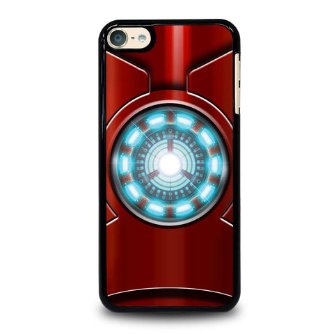 IRON MAN ARC REACTOR iPod Touch 4 5 6 Generation 4th 5th 6th Case - Best Custom iPod Cover Design