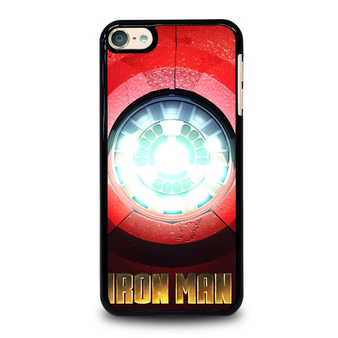 IRON MAN REACTOR ARK iPod Touch 4 5 6 Generation 4th 5th 6th Case - Best Custom iPod Cover Design