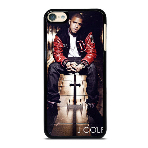 J-COLE THE SIDELINE STORY iPod Touch 4 5 6 Generation 4th 5th 6th Case - Best Custom iPod Cover Design