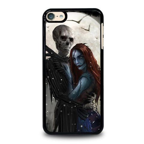 JACK AND SALLY NIGHTMARE BEFORE CHRISTMAS iPod Touch 4 5 6 Generation 4th 5th 6th Case - Best Custom iPod Cover Design