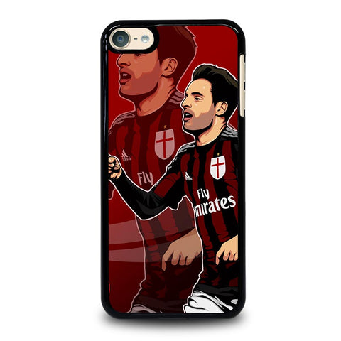 JACK BONAVENTURA AC.MILAN iPod Touch 4 5 6 Generation 4th 5th 6th Case - Best Custom iPod Cover Design