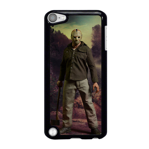 JASON FRIDAY THE 13TH CASE-ipod-touch-5-case