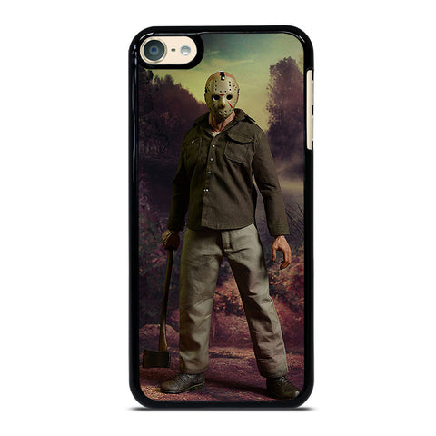 JASON FRIDAY THE 13TH CASE iPod Touch 4 5 6 Generation 4th 5th 6th Case - Best Custom iPod Cover Design