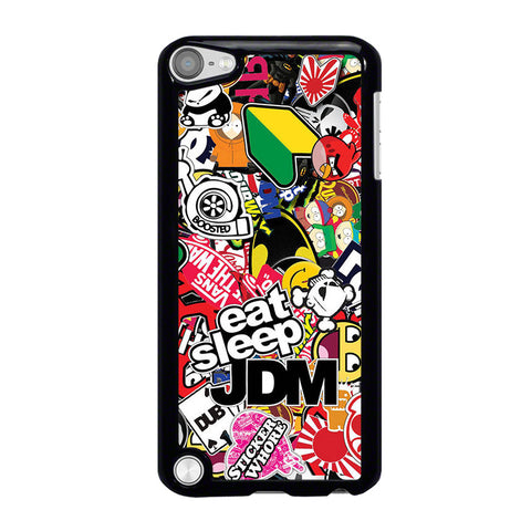 JDM STICKER BOMB-ipod-touch-5-case