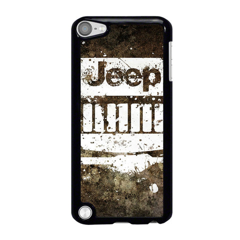 JEEP ART-ipod-touch-5-case