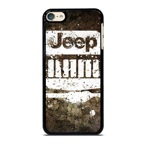JEEP ART iPod Touch 4 5 6 Generation 4th 5th 6th Case - Best Custom iPod Cover Design