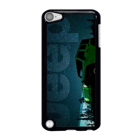 JEEP I LOVE STARRY NIGHTS-ipod-touch-5-case