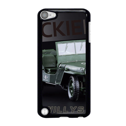 JEEP WILLYS TRUCK-ipod-touch-5-case