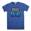 JOHNNY CUPCAKES 1-mens-t-shirt-Blue