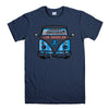 JOHNNY CUPCAKES 1-mens-t-shirt-Navy