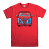 JOHNNY CUPCAKES 1-mens-t-shirt-Red