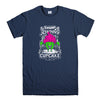 JOHNNY CUPCAKES 2-mens-t-shirt-Navy