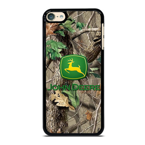 JOHN DEERE CAMO iPod Touch 4 5 6 Generation 4th 5th 6th Case - Best Custom iPod Cover Design