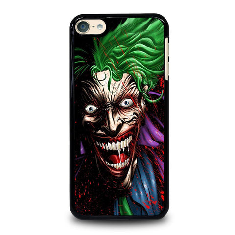 JOKER FACE COMIC iPod Touch 4 5 6 Generation 4th 5th 6th Case - Best Custom iPod Cover Design