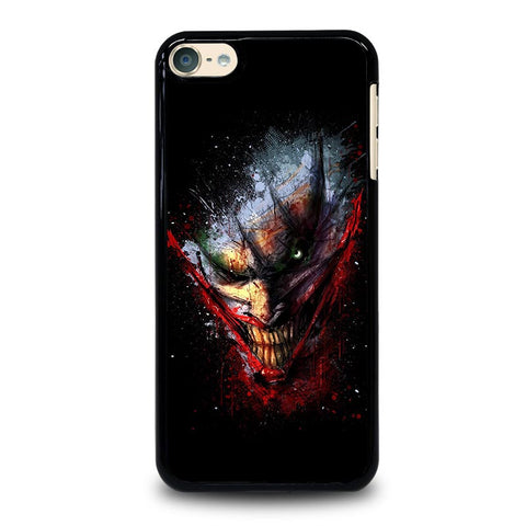 JOKER FAN ART iPod Touch 4 5 6 Generation 4th 5th 6th Case - Best Custom iPod Cover Design