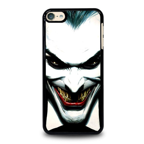 JOKER VILLAIN FACE iPod Touch 4 5 6 Generation 4th 5th 6th Case - Best Custom iPod Cover Design