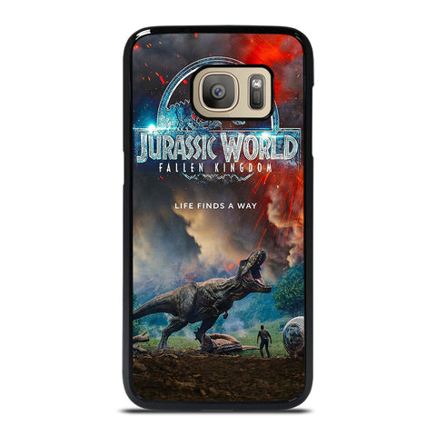 JURASSIC WORLD FALLEN KINGDOM Samsung Galaxy S7 Case