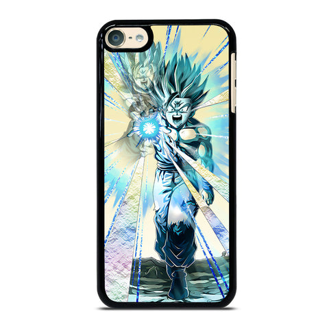 KAMEHAMEHA SUPER SAIYAN GOHAN iPod Touch 4 5 6 Generation 4th 5th 6th Case - Best Custom iPod Cover Design