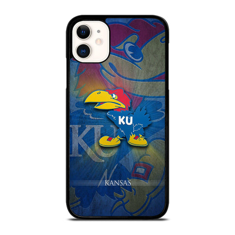 KANSAS JAYHAWKS iPhone 11 Case