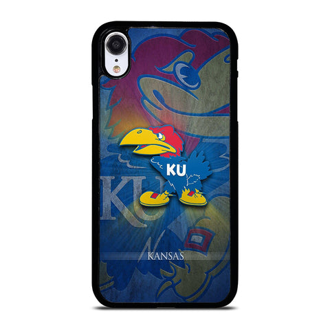 KANSAS JAYHAWKS-iphone-xr-case