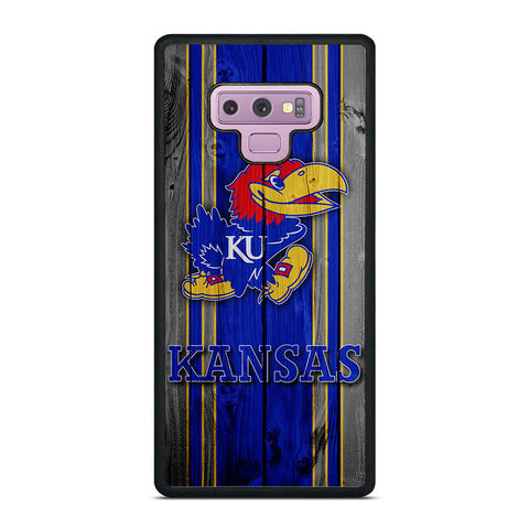 KANSAS JAYHAWKS LOGO Samsung Galaxy Note 9 Case