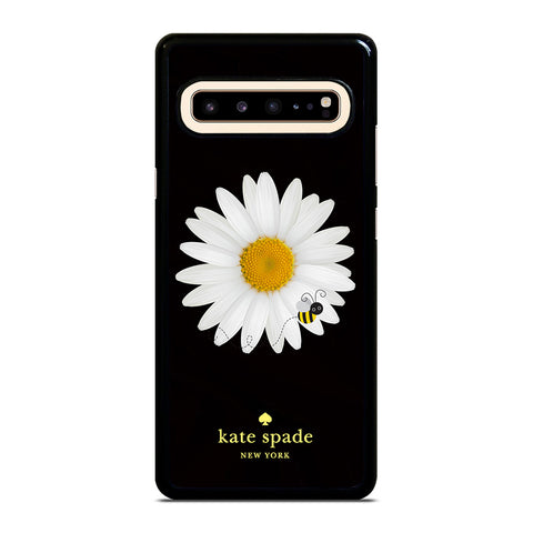 KATE SPADE BEE AND FLOWER-samsung-galaxy-s10-5G-case