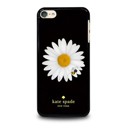 KATE SPADE BEE AND FLOWER iPod Touch 4 5 6 Generation 4th 5th 6th Case - Best Custom iPod Cover Design