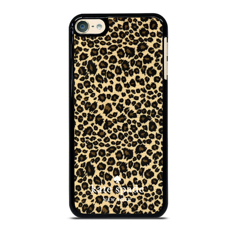 KATE SPADE LEOPARD iPod Touch 4 5 6 Generation 4th 5th 6th Case - Best Custom iPod Cover Design