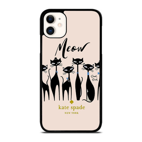 KATE SPADE MEOW CAT iPhone 11 Case