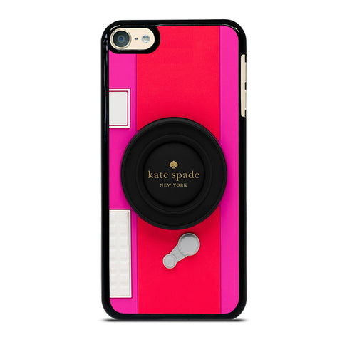 KATE SPADE NEW YORK CAMERA iPod Touch 4 5 6 Generation 4th 5th 6th Case - Best Custom iPod Cover Design