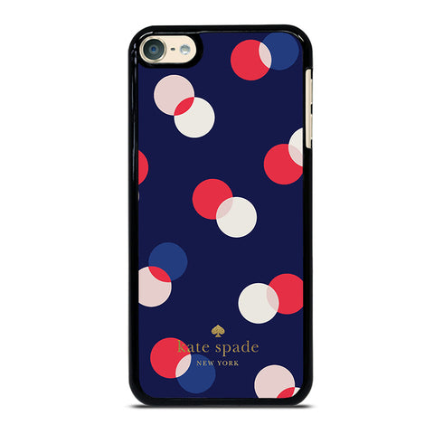 KATE SPADE NEW YORK LIGHT BUBBLE iPod Touch 4 5 6 Generation 4th 5th 6th Case - Best Custom iPod Cover Design