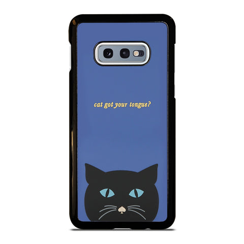 KATE SPADE RESIN CAT-samsung-galaxy-s10e-case