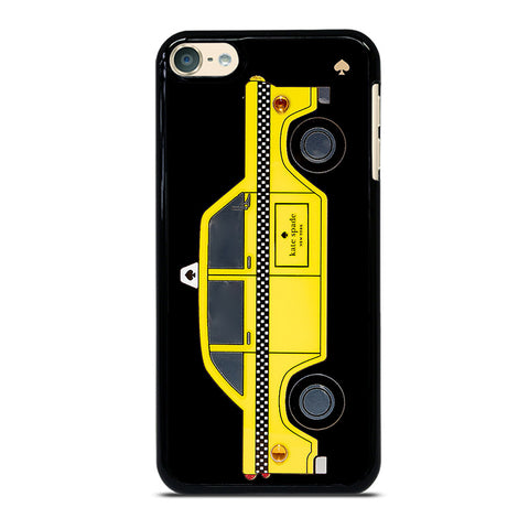 KATE SPADE TAXI iPod Touch 4 5 6 Generation 4th 5th 6th Case - Best Custom iPod Cover Design